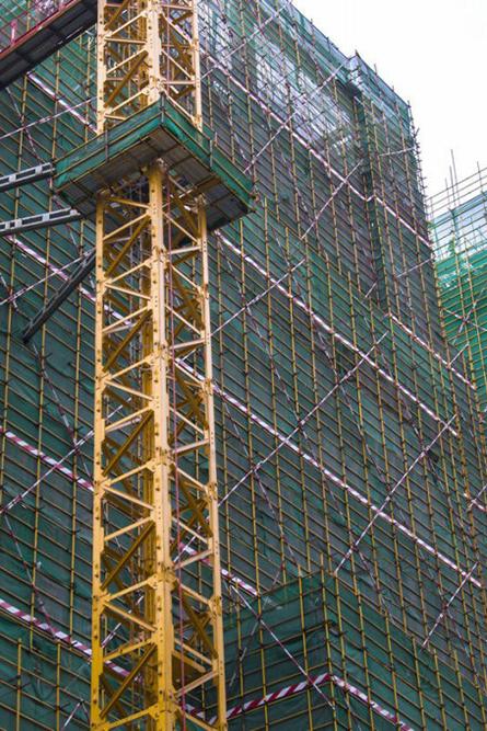 建筑安全网有哪些规格